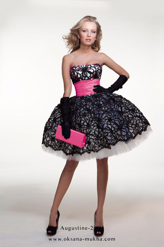 платья с принтом гусиные лапки