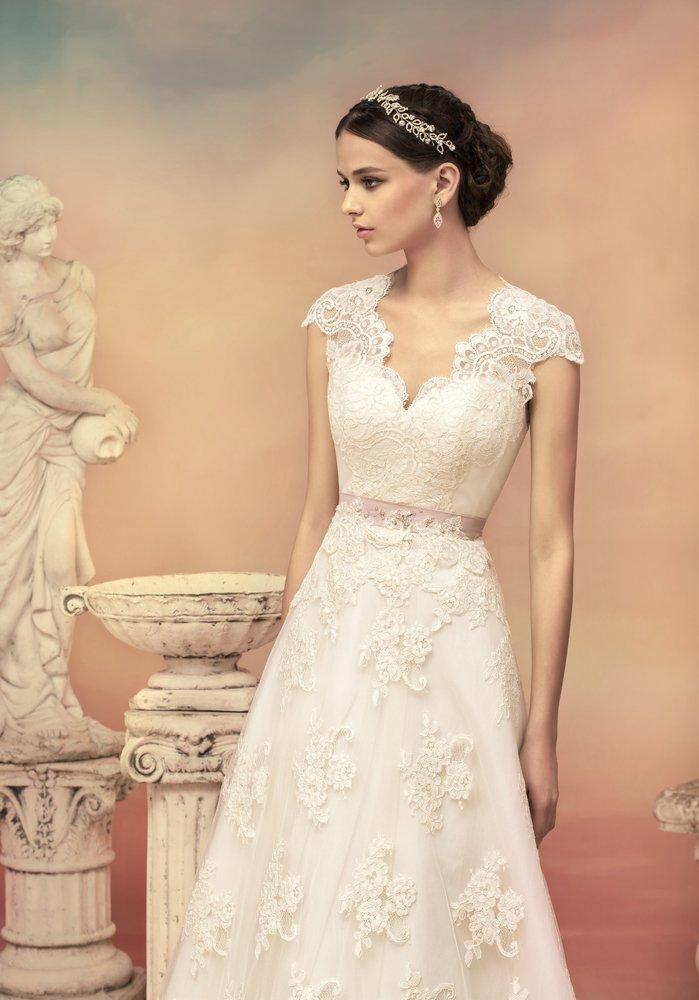 Свадебные платье папилио